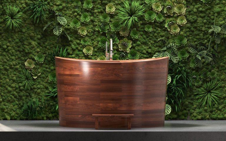 Aquatica-True-Ofuro-Duo-Wooden-Freestanding-Japanese-Soaking-Bathtub